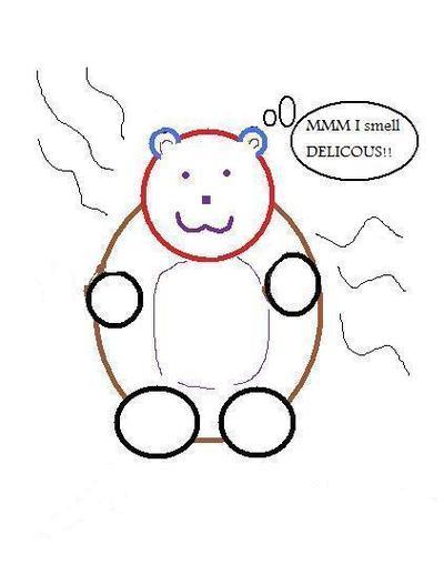 How to make an air freshener. Cinnamon Teddy Bear Air Freshener! - Step 10