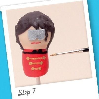 How to bake cake pops. Michael Flapjackson - Step 7