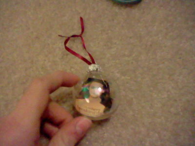 How to make a bauble. Twilight Ornaments :] - Step 13