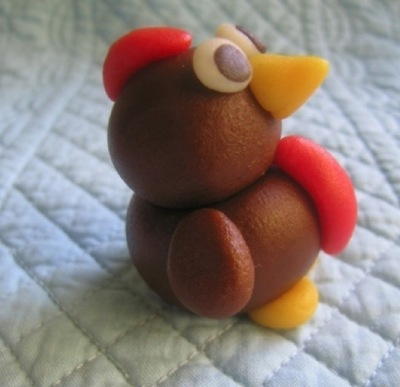 How to make a dessert / sweet. Marzipan Animals - Step 10