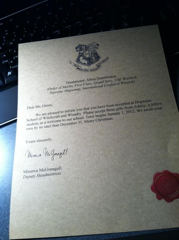 Harry potter hogwarts acceptance letter how to make a digital harry potter hogwarts acceptance letter step 4 stopboris Images