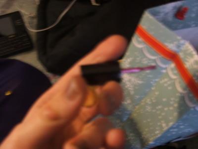 How to make a beads. Nail Polish Gems - Step 2