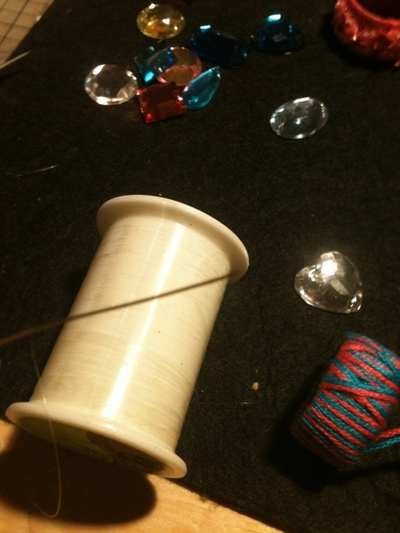 How to make a recycled ring. Bottled Water Ring Tutorial - Step 7