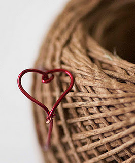 How to make a ring. Wire Heart Finger Ring Diy - Step 12