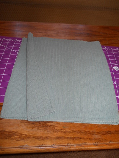How to sew a ruffle skirt. Ruffle Bustle Skirt - Step 3