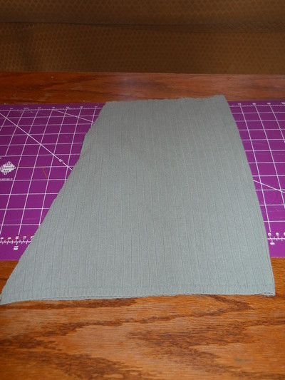 How to sew a ruffle skirt. Ruffle Bustle Skirt - Step 4