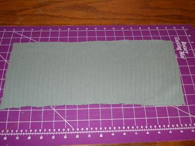 How to sew a ruffle skirt. Ruffle Bustle Skirt - Step 15