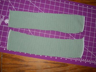 How to sew a ruffle skirt. Ruffle Bustle Skirt - Step 17