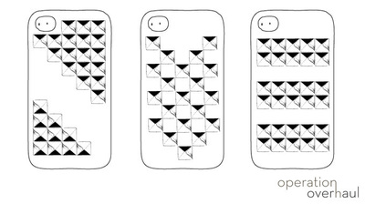 How to make a phone case. Studded Phone Case - Step 2