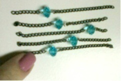 How to make a necklace. How To Make Such A Unique Necklace - Step 6