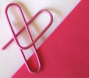 How to make a paperclip. Pimp Your Paperclip.......<3 - Step 2