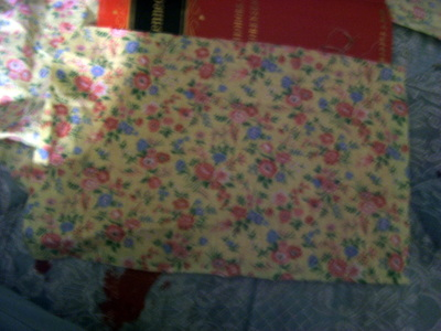 How to make a handle bag. Book Purse - Step 4
