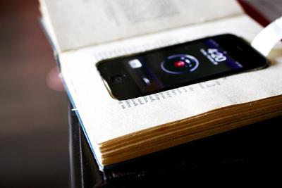 How to make a book box. iPhone Book Case - Step 12