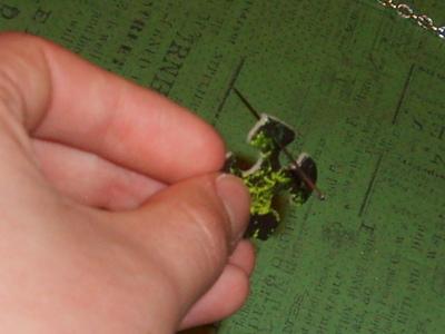 How to recycle a puzzle piece bracelet. Puzzle Piece Bracelet - Step 3