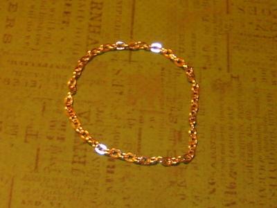 How to recycle a puzzle piece bracelet. Puzzle Piece Bracelet - Step 2