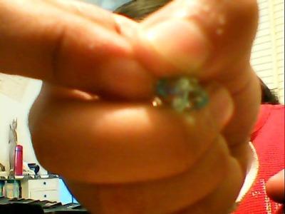 How to make a beaded bracelet. Dolphin Lover Bracelet - Step 2