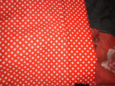 How to make a costume skirt. Minnie Mouse Inspired Skirt - Step 2