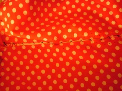 How to make a costume skirt. Minnie Mouse Inspired Skirt - Step 5