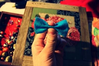 How to make a hair bow. Cute Hairbow. ? - Step 3