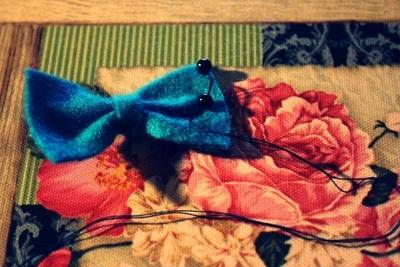 How to make a hair bow. Cute Hairbow. ? - Step 12