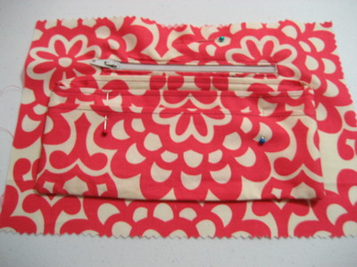 How to make an envelope clutch. Soy Envelope Clutch Tutorial - Step 29