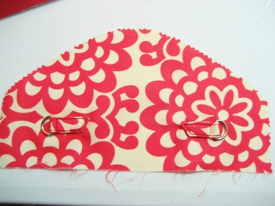 How to make an envelope clutch. Soy Envelope Clutch Tutorial - Step 37