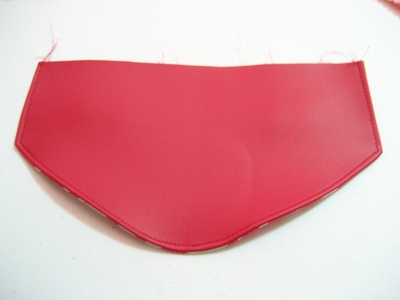 How to make an envelope clutch. Soy Envelope Clutch Tutorial - Step 40