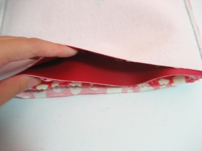 How to make an envelope clutch. Soy Envelope Clutch Tutorial - Step 48