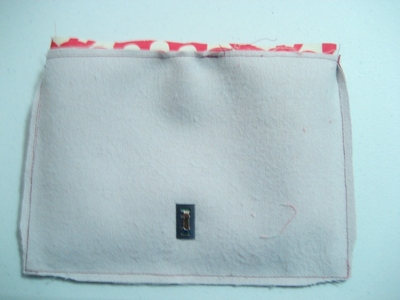 How to make an envelope clutch. Soy Envelope Clutch Tutorial - Step 49