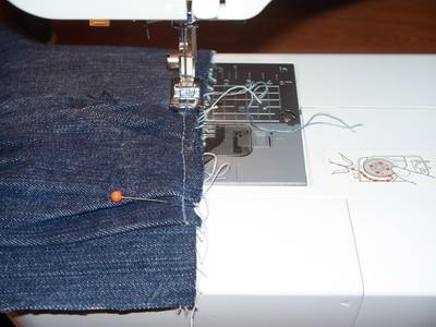How to sew a bow clutch. Miu Miu Inspired Clutch - Step 5