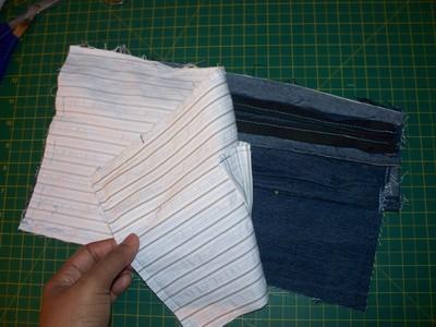 How to sew a bow clutch. Miu Miu Inspired Clutch - Step 7