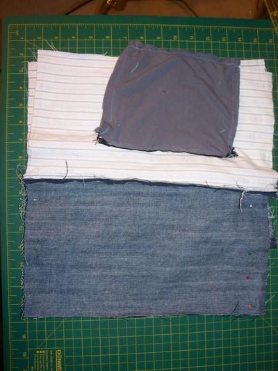 How to sew a bow clutch. Miu Miu Inspired Clutch - Step 8