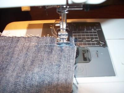 How to sew a bow clutch. Miu Miu Inspired Clutch - Step 9
