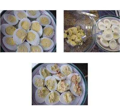 How to cook a devilled egg. Boiled Eggs , Deviled Eggs And Egg Salad - Step 6