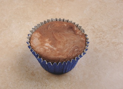 How to decorate an animal cake. Bird's Nest Cupcakes - Step 1