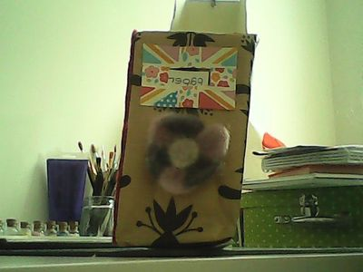 How to make a box. Pigeon Holder - Step 2