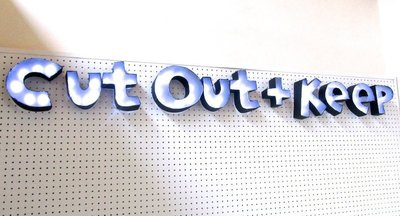 How to make a letter. Light-Up Sign - Step 8