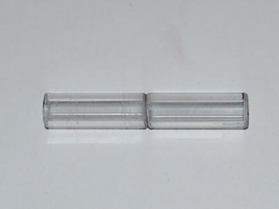 How to make a vial. Hourglass Necklace - Step 8
