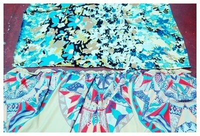How to sew a maxi dress. Boho Maxi Dress - Step 3