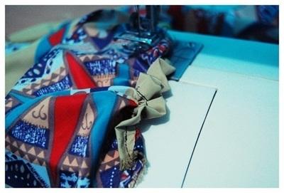 How to sew a maxi dress. Boho Maxi Dress - Step 5