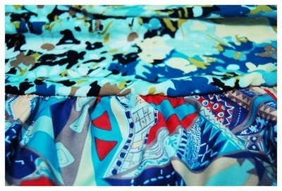 How to sew a maxi dress. Boho Maxi Dress - Step 6