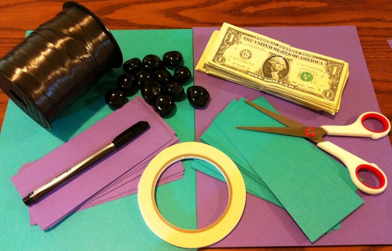 Money Lei 183 How To Make A Recycled Necklace 183 Papercraft