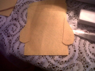 How to sew a fabric animal pouch. Diy: Ducky Drawstring - Step 5