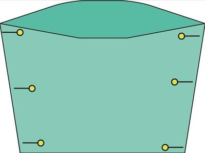 How to sew a romper. The Romper - Step 27