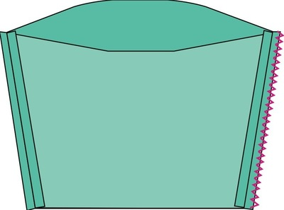 How to sew a romper. The Romper - Step 29