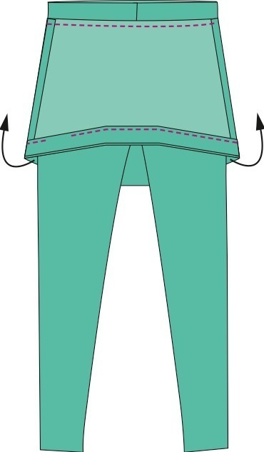 How to sew a romper. The Romper - Step 40