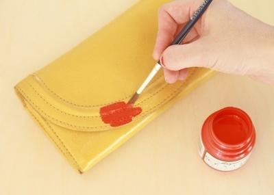 How to make a wallet. Color Block Wallet Diy - Step 2