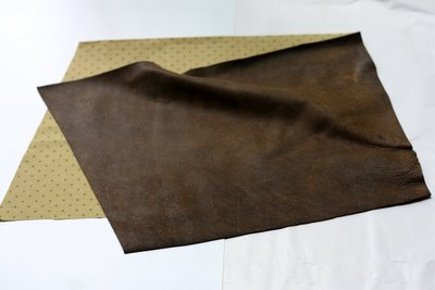 How to make a leather clutch. Leather Clutch - Step 1
