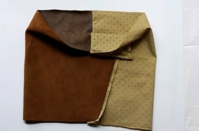 How to make a leather clutch. Leather Clutch - Step 4