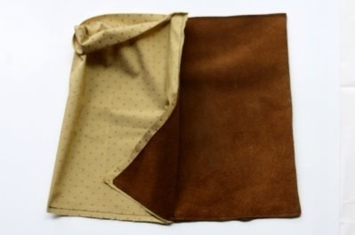 How to make a leather clutch. Leather Clutch - Step 5